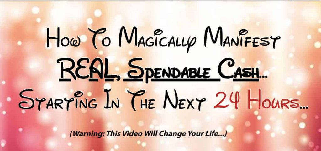 Manifesation Magic for changing your life