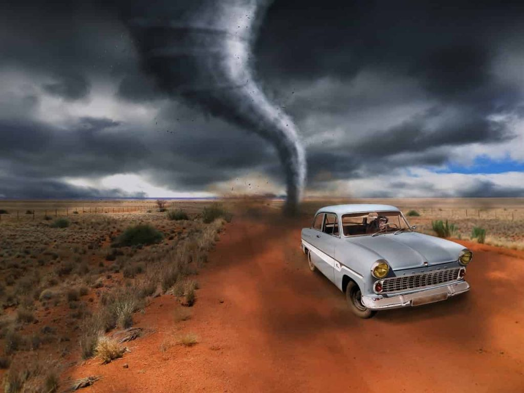 Dreams About Tornadoes – Interpretation and Meaning