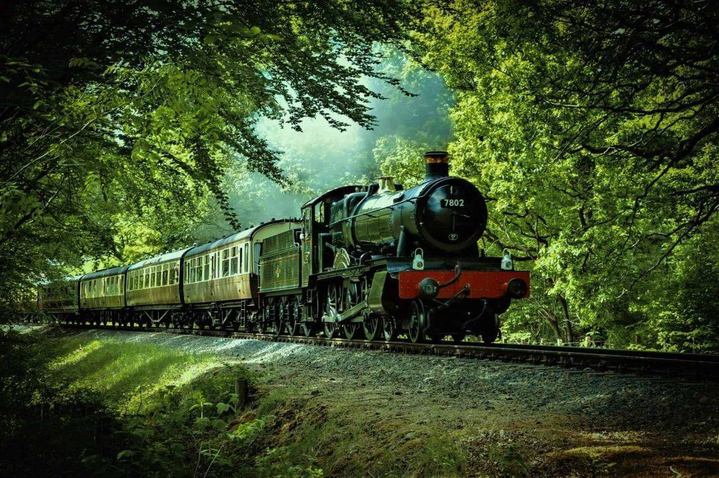Dream Meaning of Train - Dream Interpretation