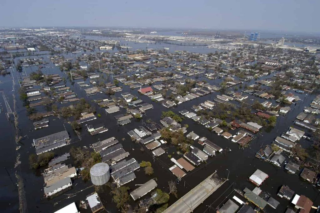 Dreaming of Flood Indicate a Big Fortune