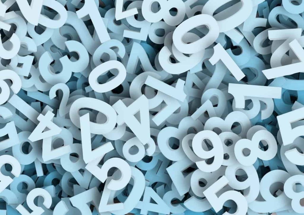 Dreams About Numbers - What Do They Mean, Interpretation and Meaning