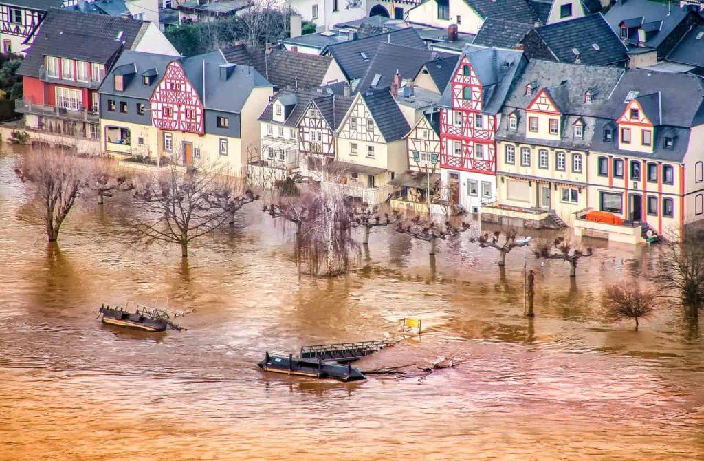 Flood Dream Meaning - Regular Dream
