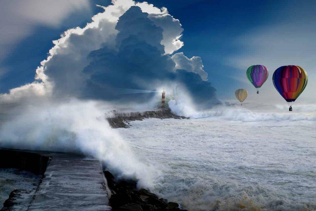 Interpretation of a dream in which you saw «Flood»