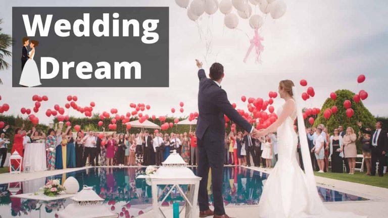 Interpretation of a dream in which you saw «Wedding»