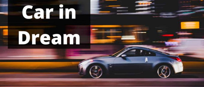 Red Car – Dream Meaning and Symbolism