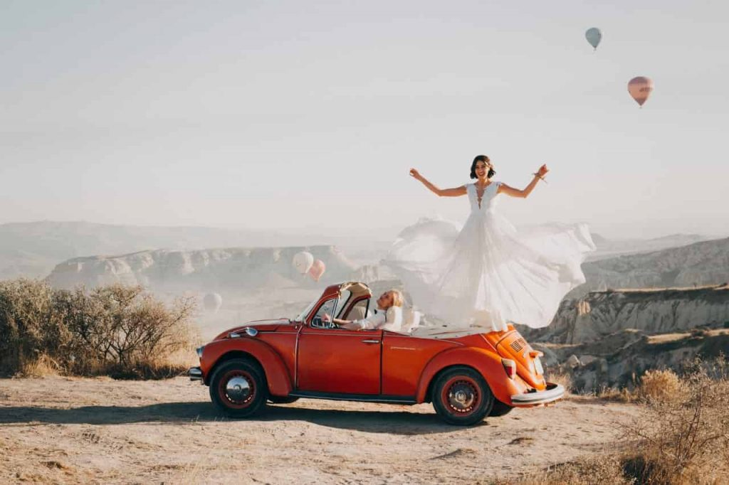Seeing wedding in dream meaning and interpretation