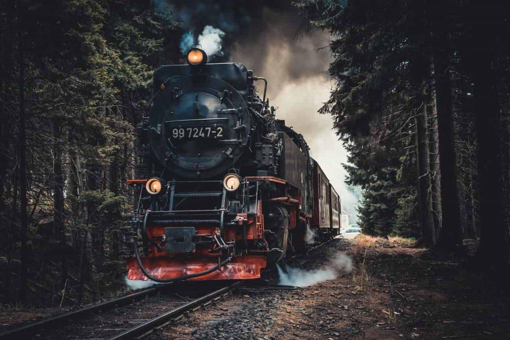 Train and Railroad Dream Symbol Meaning & Dream Interpretation