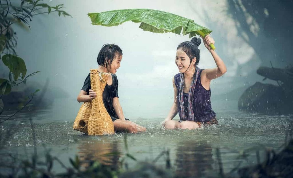 What does it mean to dream about rain