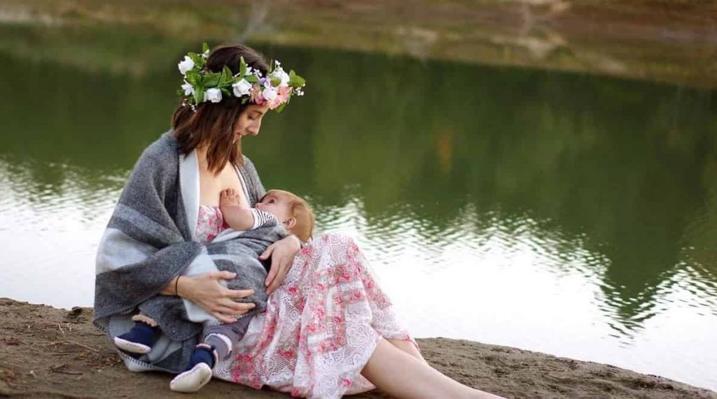 Dream About Breastfeeding - Regular Dream