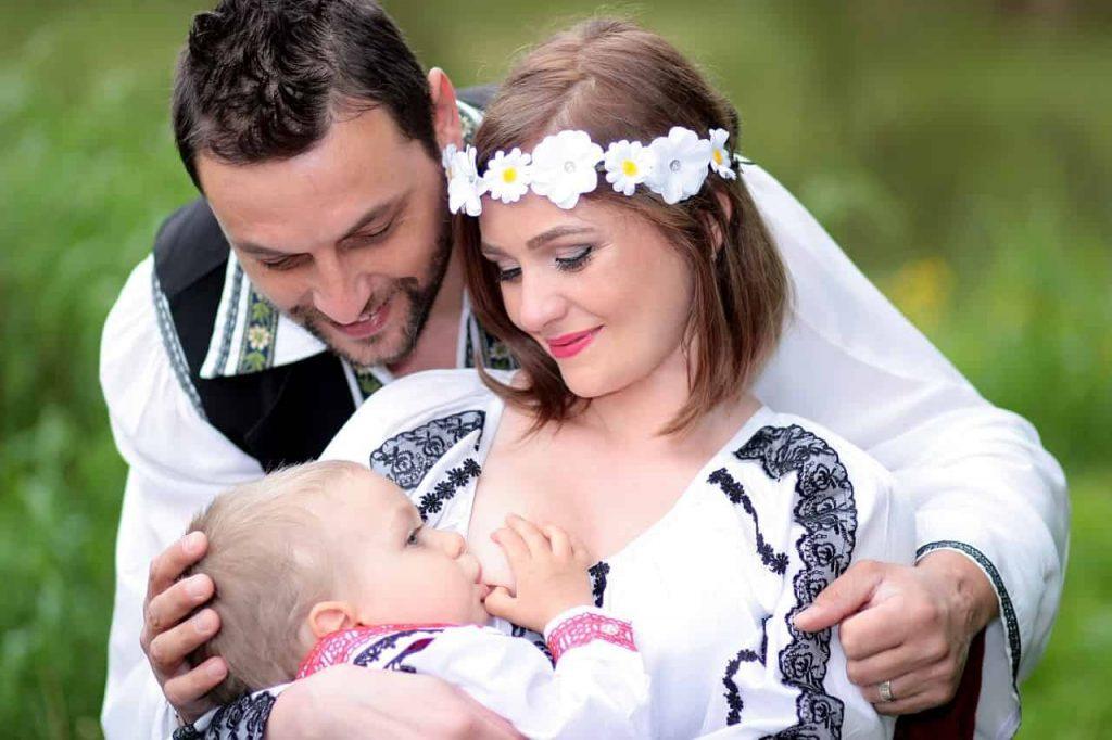 Dream Interpretation of Breastfeeding - Regular Dream