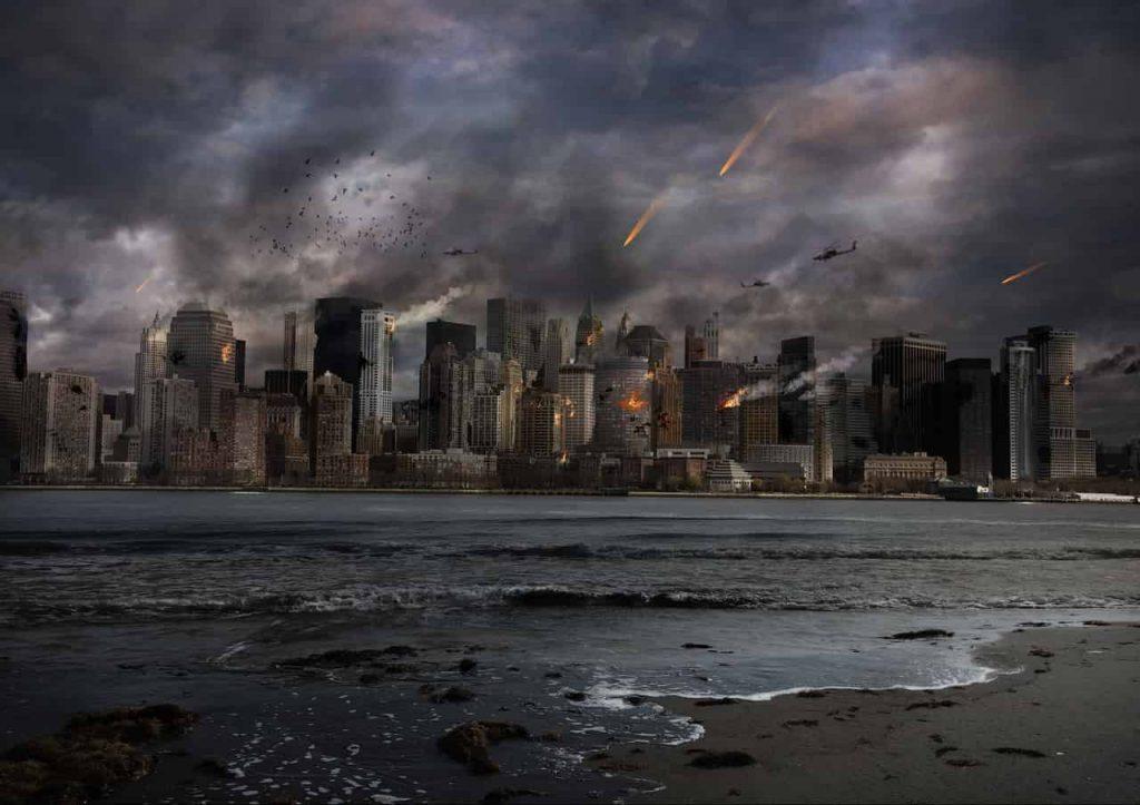Dream Meaning of Apocalypse - Dream Interpretation