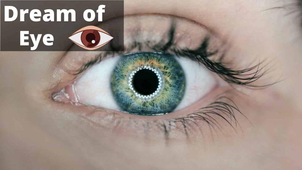 Interpretation of a dream in which you saw «Eye»