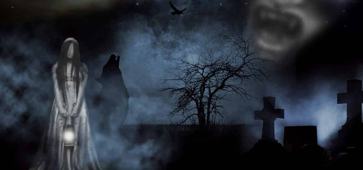 What does seeing a ghost in dream mean?