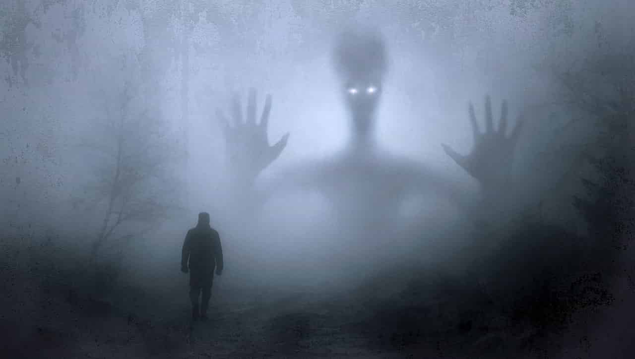 What dream of ghost means - meaning and interpretation