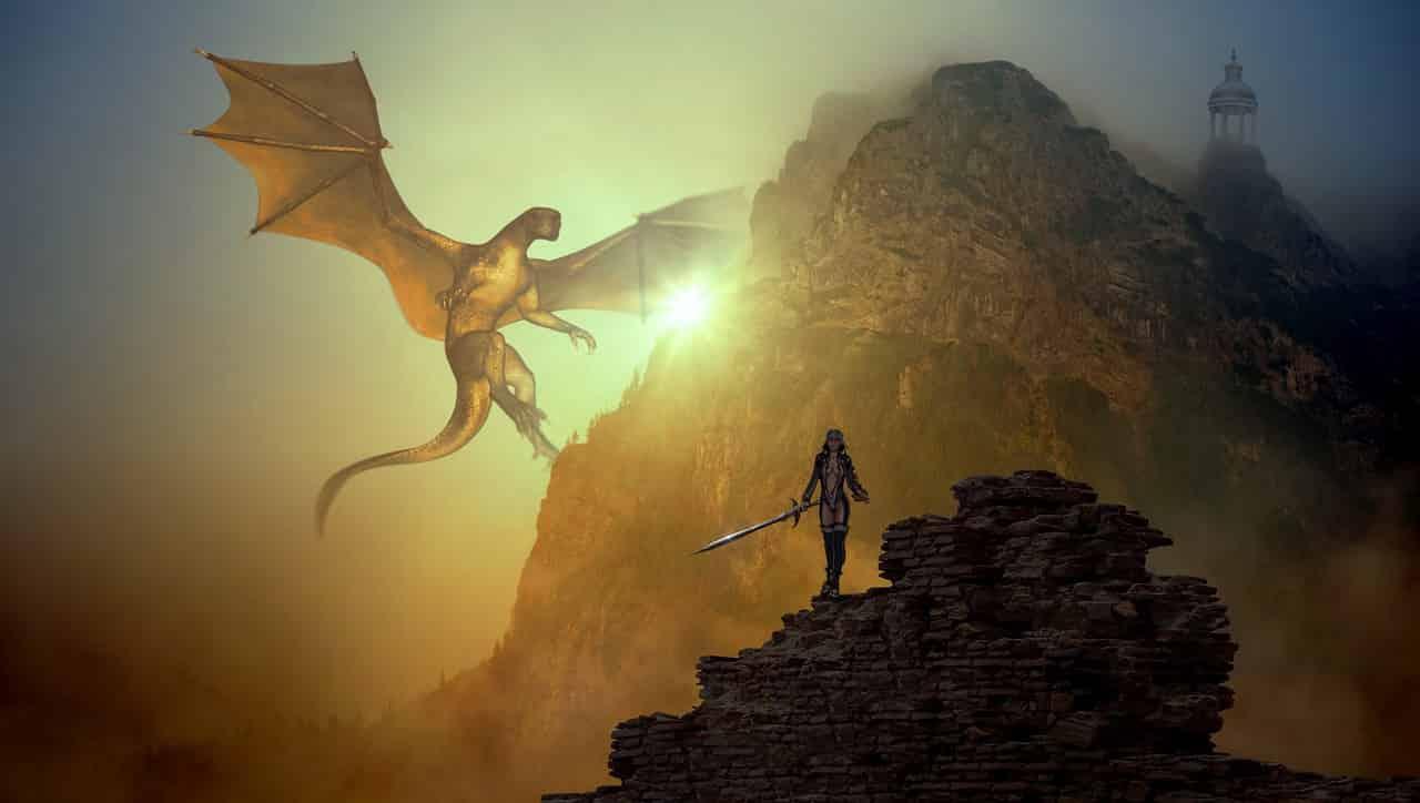 Dragon In Dreams- Interpret Now! - Regular Dream