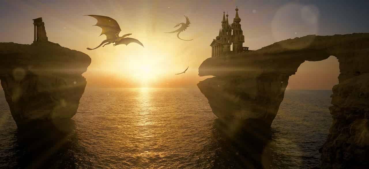 Interpretation of a dream in which you saw «Dragon»
