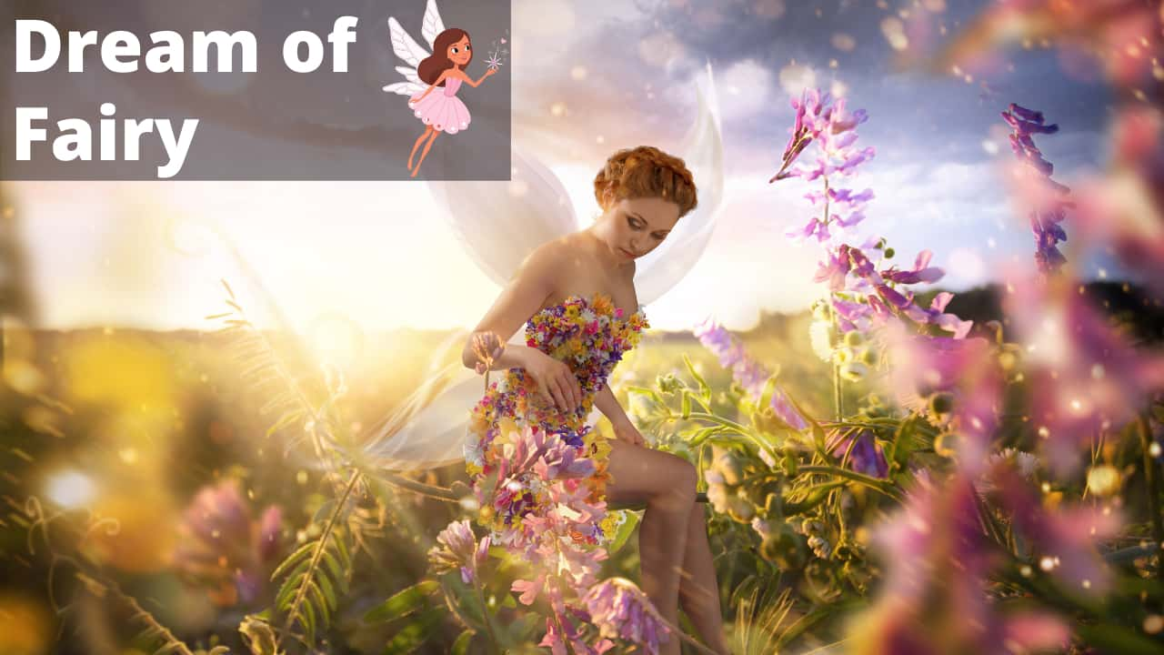 Dream About Fairy - meaning, interpretation and symbolizm of a fairy dream