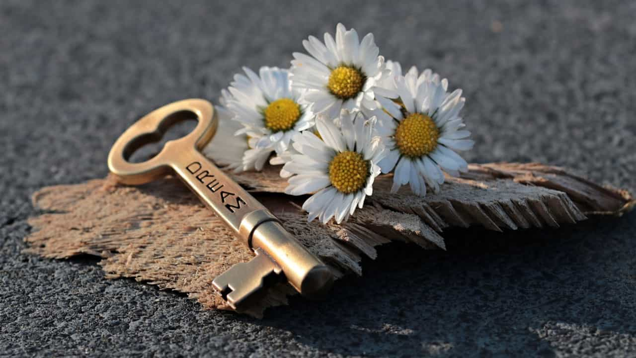 What dream about keys mean and what keys symbolize in dream