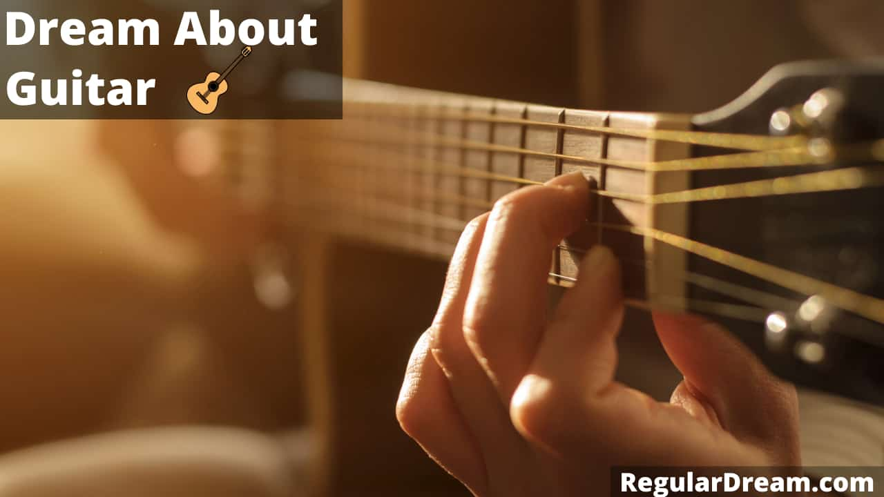 Dream about Guitar - Meaning, Information and Symbolism