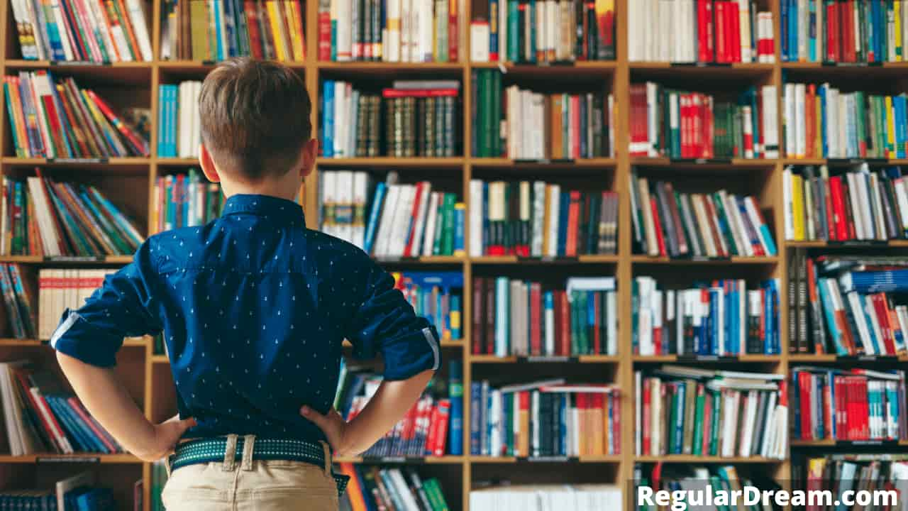 I keep dreaming about Library - What does dream about library means