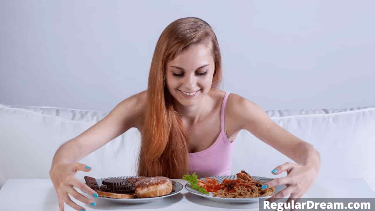 To Dream of Someone taking your food from you - Meaning and Symbolizm