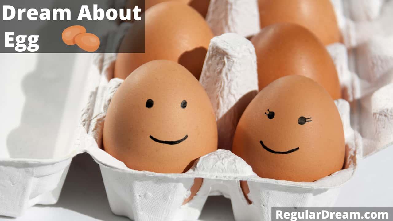 Dream about Eggs - Meaning, interpretation and symbolism