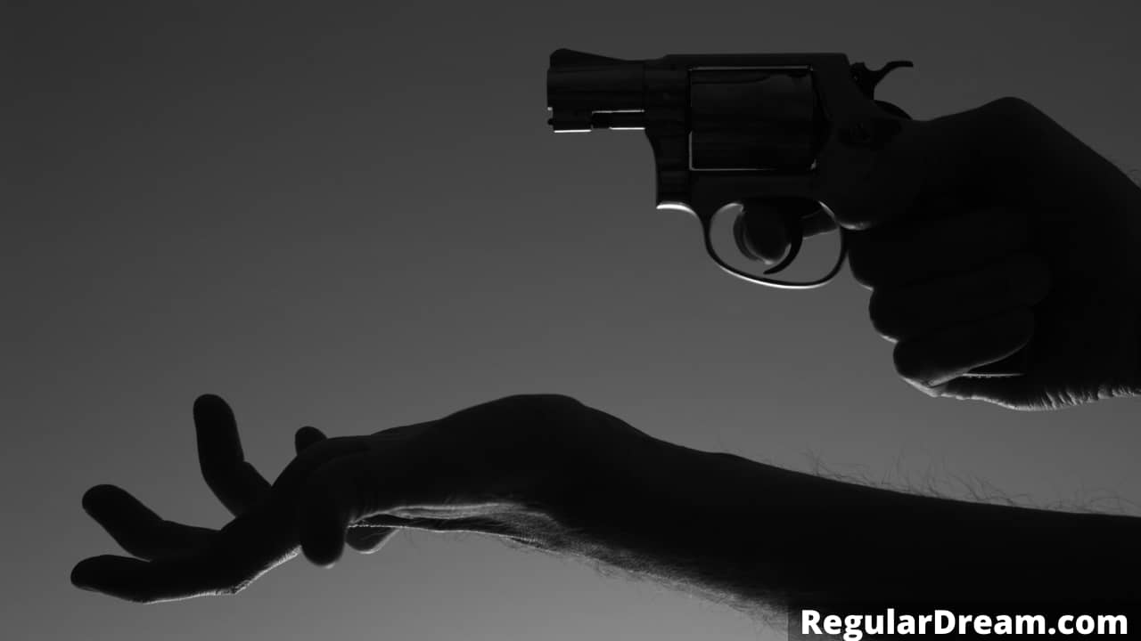 Meaning of robbery in dream - What does robbery in dream means