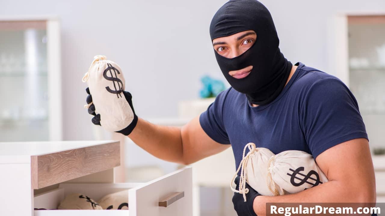 Robbery dream - Meaning, interpretation & symbolism