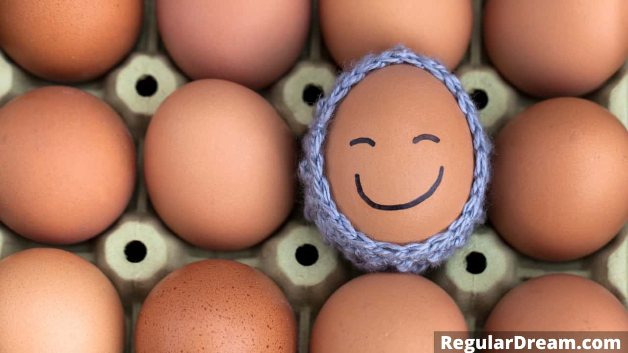 The Symbolisation of Egg Dream - Egg dream meaning and sign