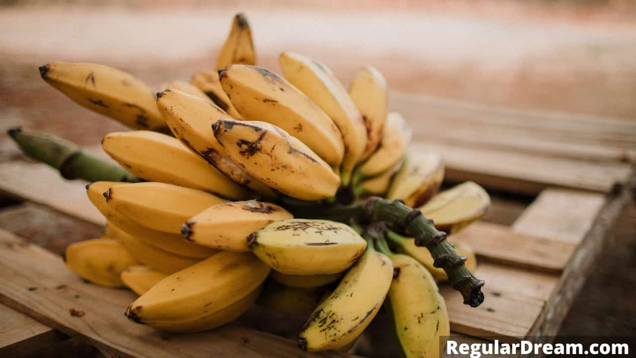 Bananas in Dream - Meaning and interpretation