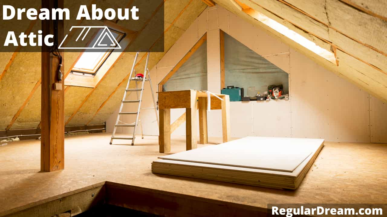 Dream about Attic - What does such dream means? BreadCity