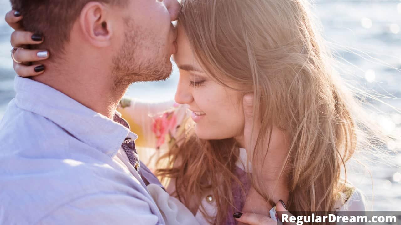 Dream interpretation of Kiss - What does Kiss symbolise in dream