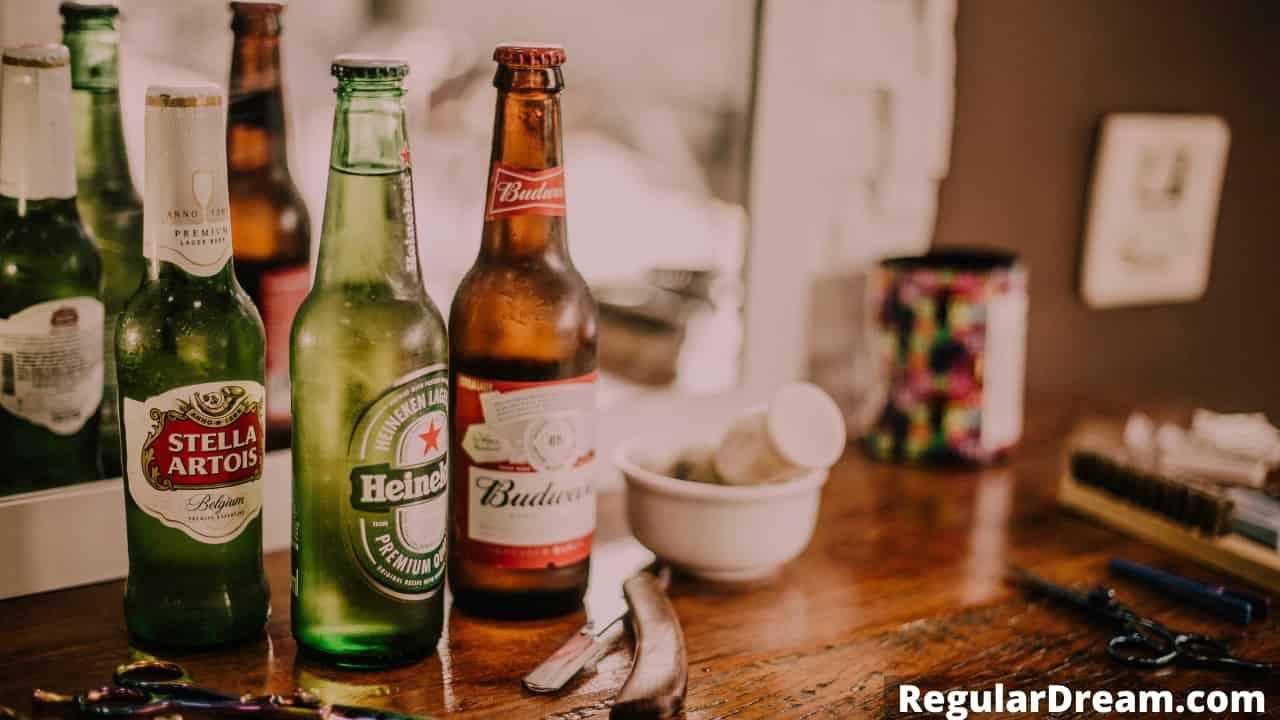 Dream interpretation of alcohol - What alcohol in dream symbolises