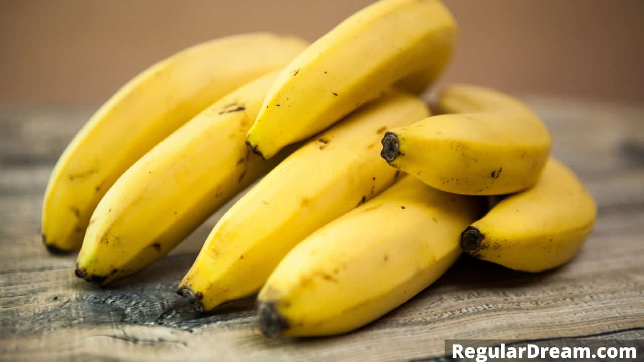 Dreaming about Bananas - Meaning and interpretation