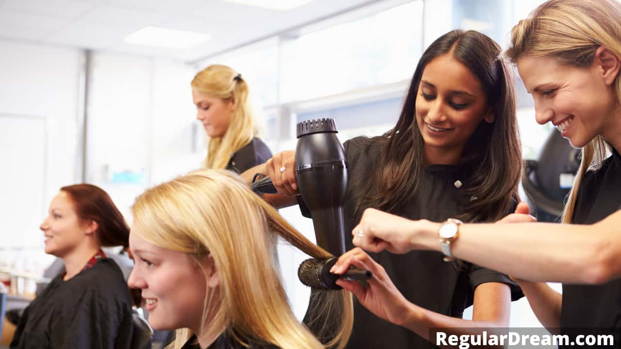 Dreams about Hairdresser - Meaning and Interpretation of Hairdresser Dream