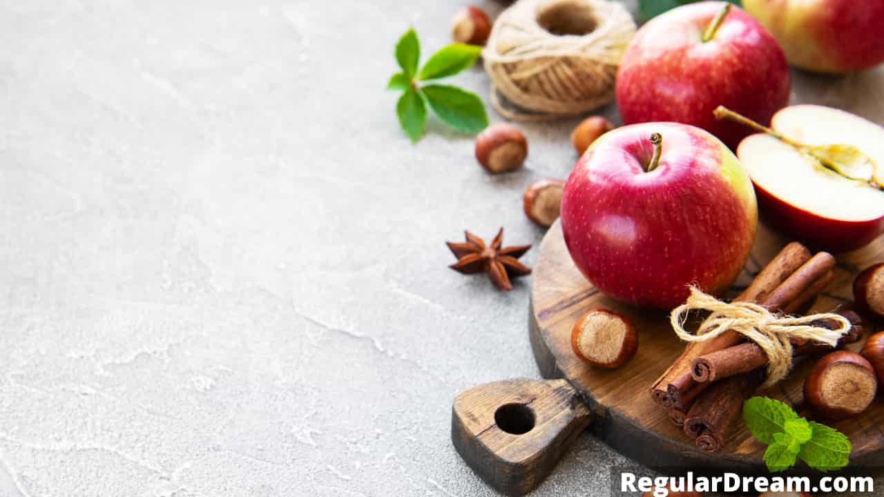 Dreams about apples - Meaning and Interpretation