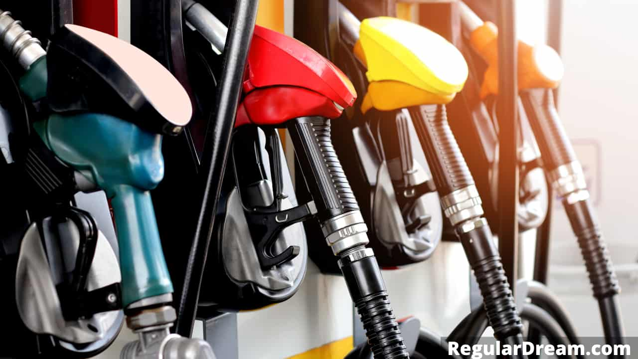 Fuel and Gasoline in Dream - What does Fuel and gasoline in dream means?