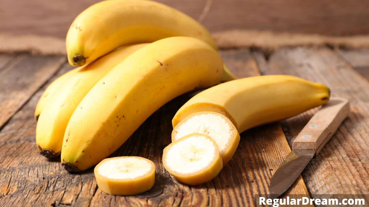 I dreamed about Bananas - What does banana symbolises in dream?