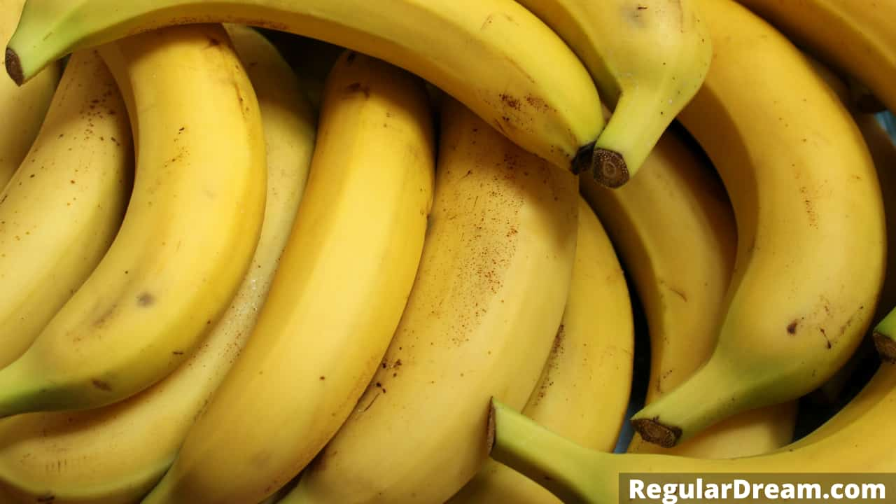 Why do I keep dreaming about Bananas? What does symbolises in dream?
